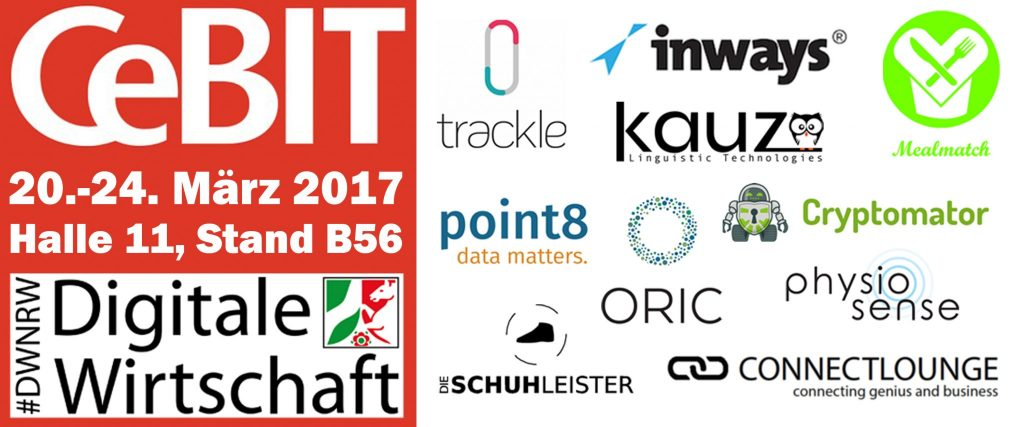inways goes CeBIT 2017