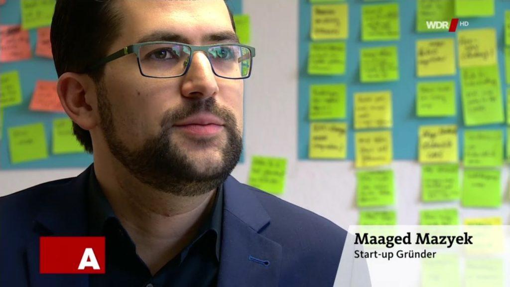 """inways: """"Steuern senken für Startups"""" – inways in der Aktuellen Stunde (WDR)"""